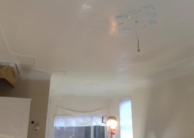 Spuitwerk Plafond